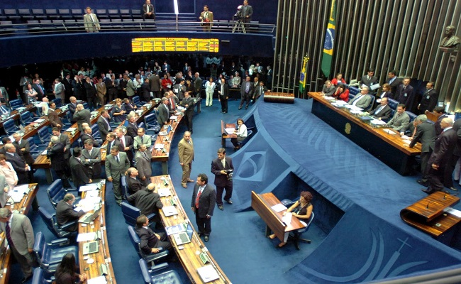 Senadores aprovam proposta que regulamenta a audiência de custódia