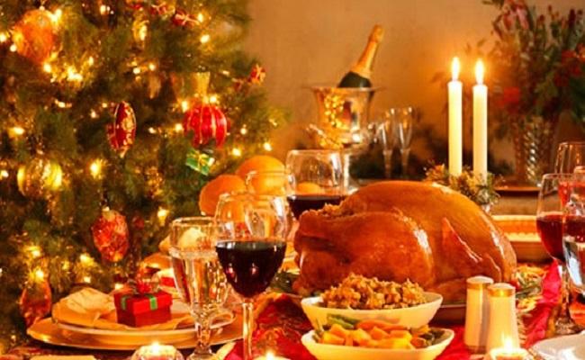 Nutricionistas dão dicas para a ceia de Natal