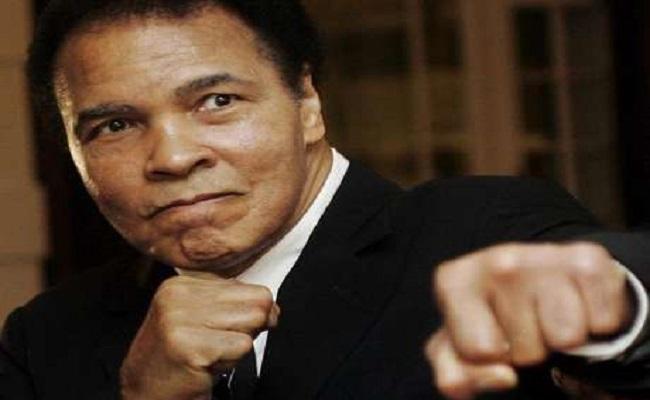 Muhammad Ali tem melhora de saúde, mas segue internado