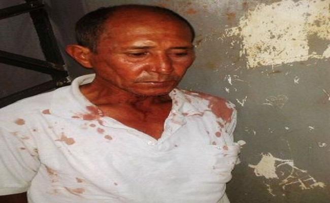 Homem é surrado por populares e preso acusado de estupro