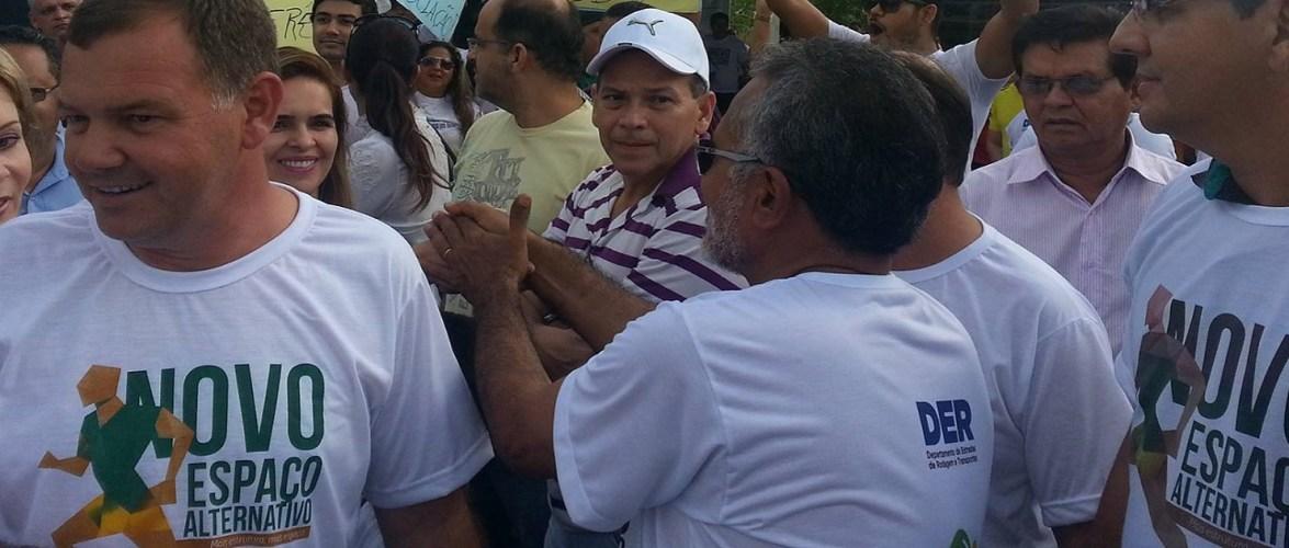 PAINEL POLÍTICO denunciou esquema de fraude no Espaço Alternativo