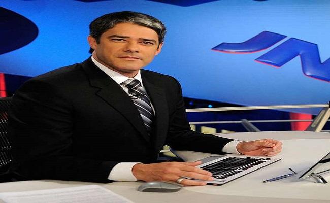 """Bonner afirma: """"Vem aí uma nova linguagem para o Jornal Nacional"""""""
