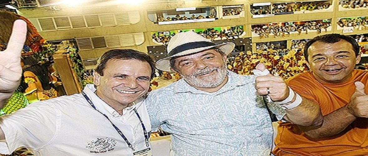 Em depoimento, ex-gerente afirma que Lula utilizou dinheiro da Petrobras para carnaval do RJ