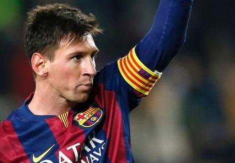 É tudo mentira, diz Messi sobre conversas com Chelsea e City