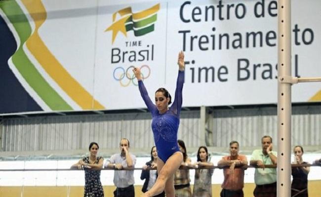 Em preparação para as Olimpíadas, centro de ginástica artística é inaugurado