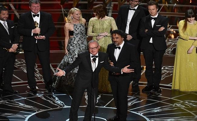 'Birdman' ganha Oscar de melhor filme, diretor e fica com 4 estatuetas