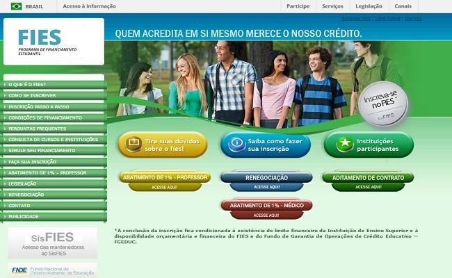 Governo banca 1/3 de cursos privados com Fies e gasto chegará a R$ 17,6 bi