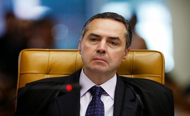 STF encontra escuta no gabinete de Luís Roberto Barroso