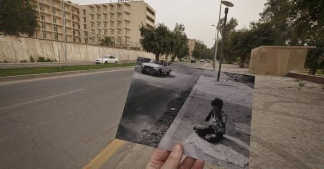 rua do Iraque