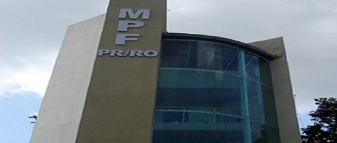 Ex-secretário do TCU em Rondônia teria adulterado documentos, diz MPF
