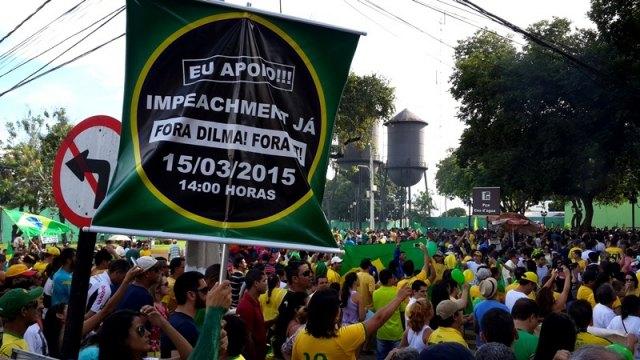 Manisfestação 15 de Março