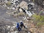 Investigadores franceses quando acharam os destroços do Airbus 320