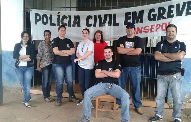 Sindicato da Polícia Civil divulga carta à população