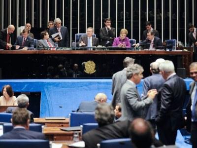 Mesa do Senado Federal