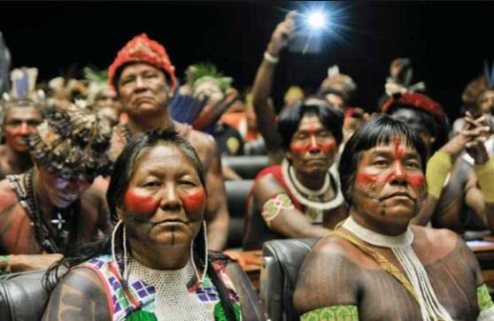 Líderes indígenas pedem que PEC da Demarcação seja derrubada
