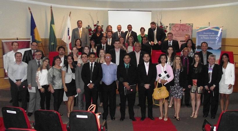 Encontro de advogados trabalhistas da região norte é sucesso em Porto Velho