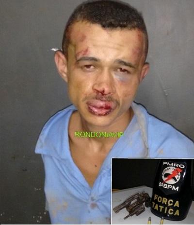 População tenta linchar suspeito de roubo em Porto Velho