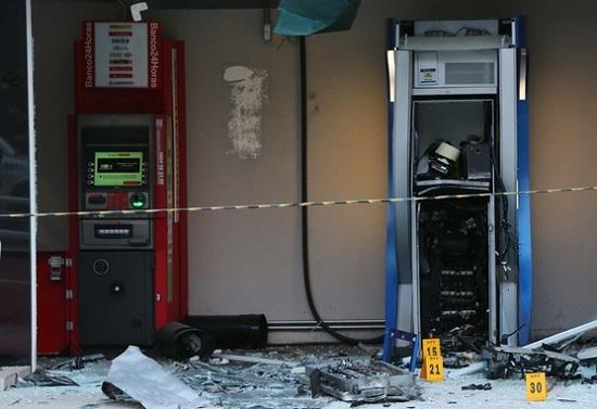 Aumento da pena para uso de explosivo no furto de caixa eletrônico