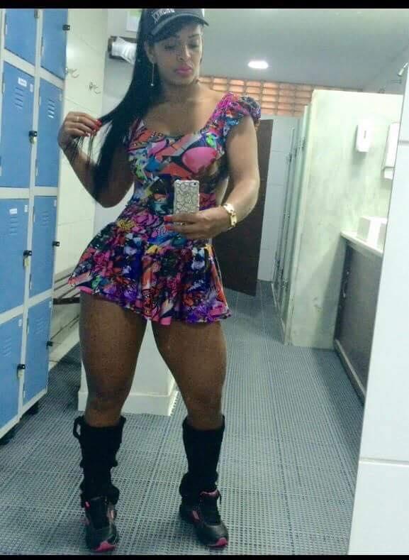 Amanda Bueno era dançarina de funk