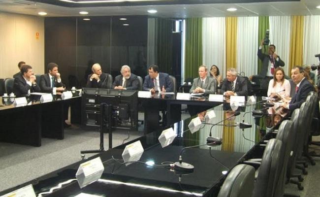 Reunião de Cassol com ministros chega a conclusão óbvia, faltam recursos