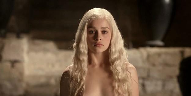 Game of Thrones tem uma cena de sexo a cada 30 minutos