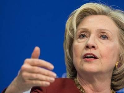 Hillary Clinton aparece com 50% das intenções de voto em nova pesquisa