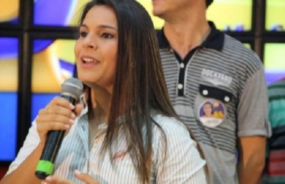 Mariana Carvalho é a nova presidente do PSDB em RO