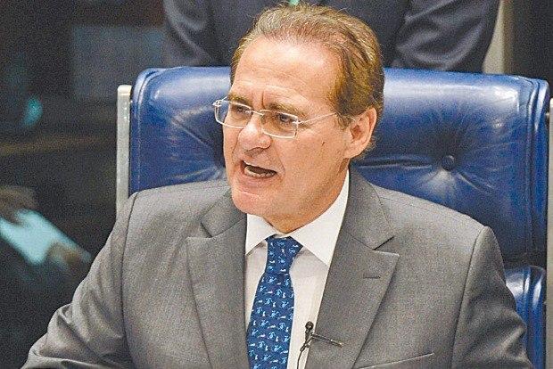 Terceirização não passa no Senado, diz Renan Calheiros