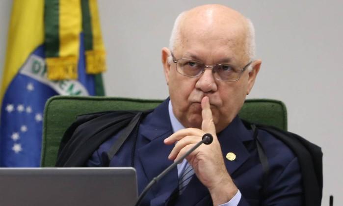 Teori homologa delação premiada de executivos da Andrade Gutierrez