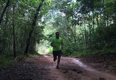 "Academia promove ""corrida da trilha"" em Porto Velho"