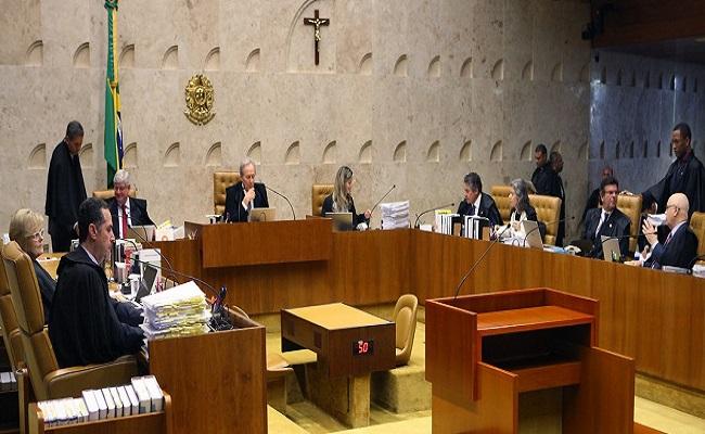 CCJ aprova mandato de 10 anos para ministros do Supremo