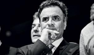 Após Doria sugerir Alckmin para 2018, Aécio defende prévia do partido