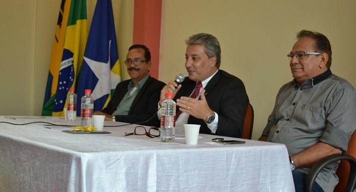 Presidente da Ameron participa do projeto Tarde de Diálogos na capital