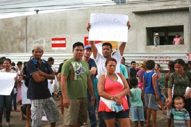 Justiça Federal fixa prazo para desocupação da Comunidade Dilma Roussef