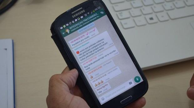 Uso de aplicativo no celular colabora em ocorrências e prisões, em RO