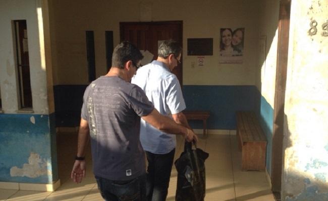 Presidente da Câmara de Vereadores de Jaru é preso em flagrante recebendo propina