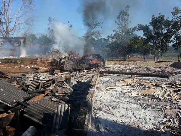 Sedam realiza trabalho integrado para conter queimadas em Rondônia
