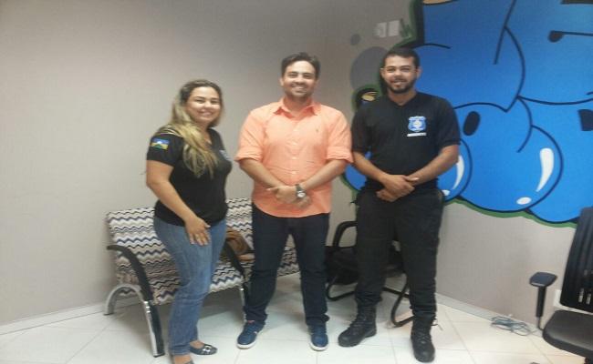 Léo Moraes participa da fundação da Aasspen e categoria agradece apoio do  parlamentar