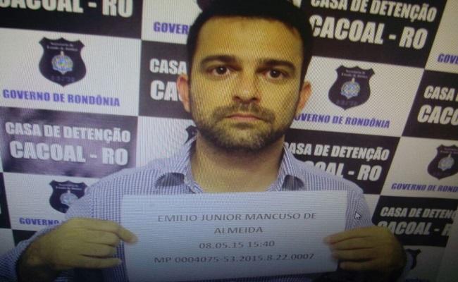 Paty Paulista, preso da Operação Detalhe, teve Habeas Corpus negado pelo TJ