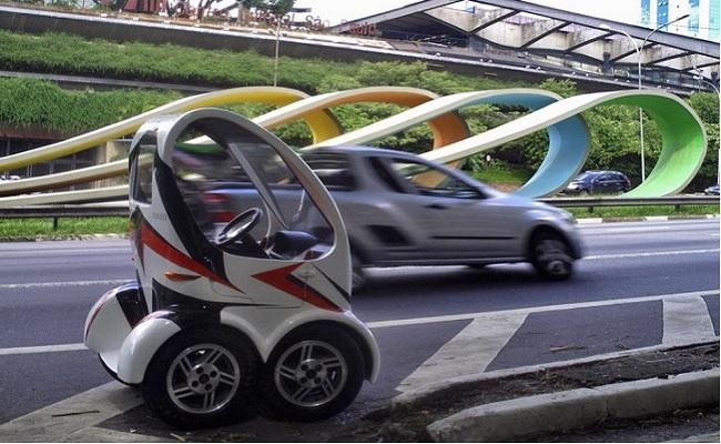 Microcarro nacional transforma-se em solução urbana mas o preço não é nada animador