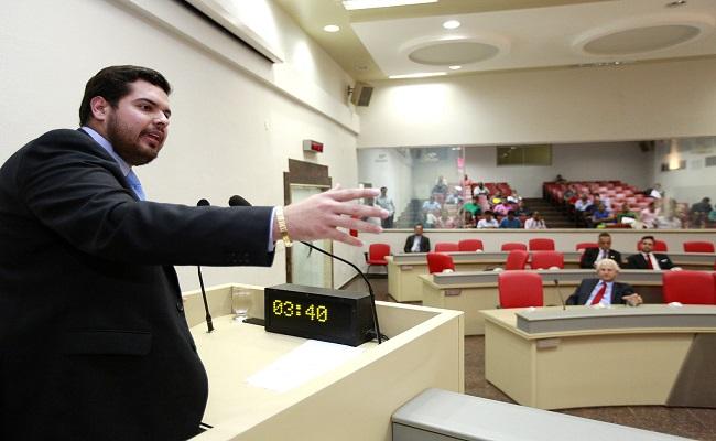 Jean Oliveira convoca audiência pública para tratar da ponte sobre o rio Jamari é aprovada