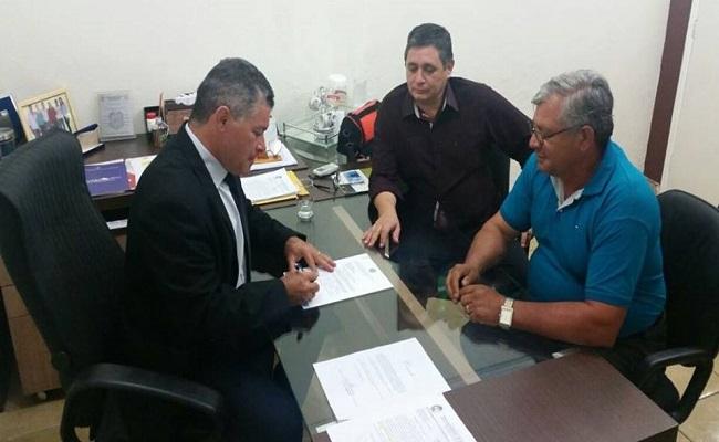 Deputado Edson Martins destina emenda para Campo Novo