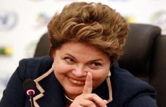 Na casa da mãe Dilma, entra quem quer, e nem precisa de ingresso