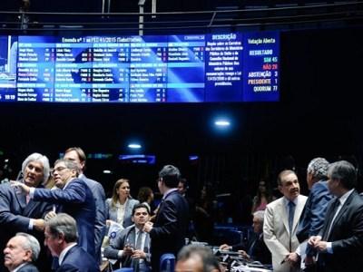 Senadores aprovam MP de privatizações do setor elétrico