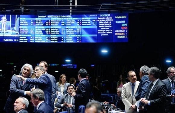 Plenário analisa teto de gastos, dívidas dos estados e abuso de autoridade
