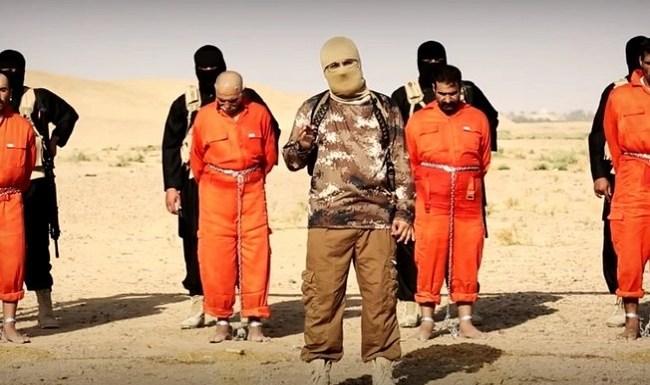 Londres identifica o novo carrasco do Estado Islâmico