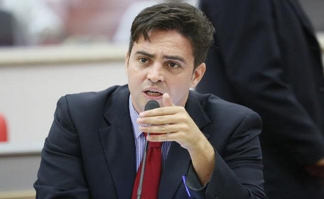 Léo Moraes pede agilidade na conclusão das obras do Heuro