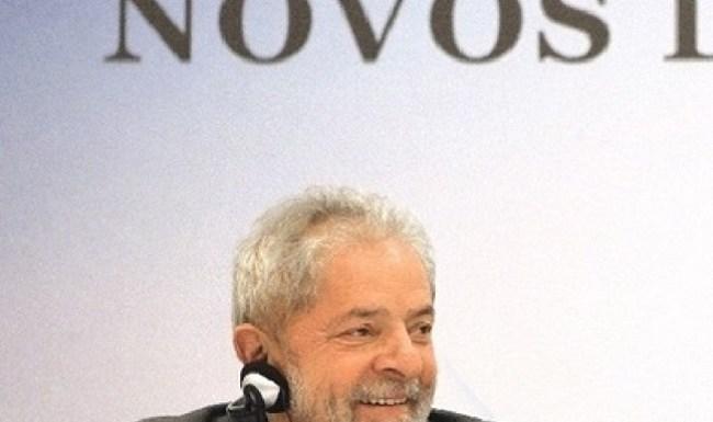 Clube da Lava Jato pagou R$ 17,2 milhões a Lula
