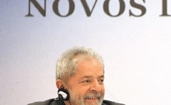 PF aponta 'possível envolvimento do ex-presidente Lula em práticas criminosas'