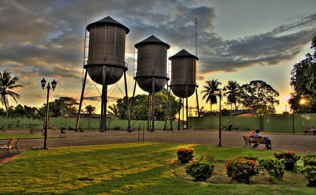 """OAB Rondônia comemora 105 anos de instalação do monumento histórico """"As Três Caixas D'Agua"""""""